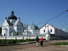 The old monastery in Mogilev