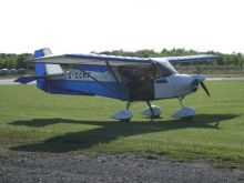 Skyranger 912-2 3-axis microlight at Eshott