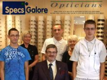 Specs Galore Opticians, Blyth
