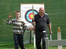 Alnwick Castle Archery