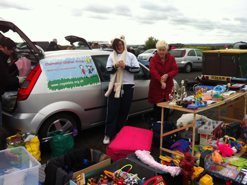 Tranwell Car Boot Sale